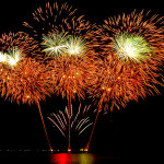 Long Exposure Fireworks 4