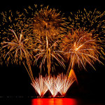 Long Exposure Fireworks 3