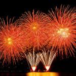 Long Exposure Fireworks 1